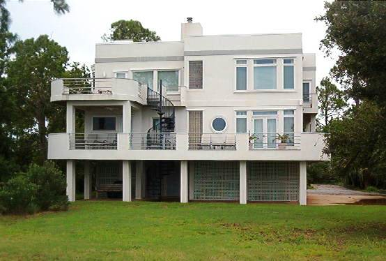 Uniquely Elegant On Mobile Bay Point Clear Fairhope