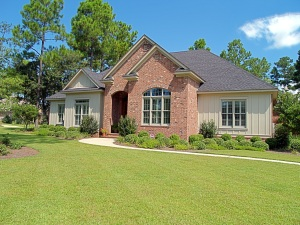 SANDY FORD SUBDIVISION IN FAIRHOPE, ALABAMA