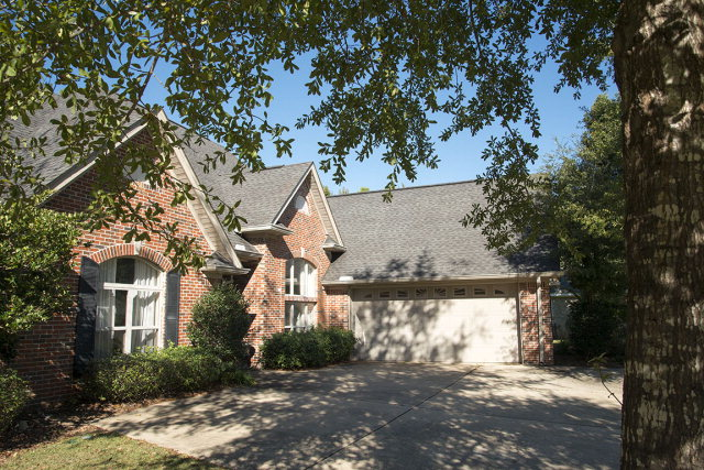 Fairhope realty group llc lovely home in wooded for Fairhope house plan